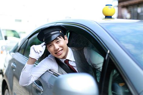 タクシー会社の新卒採用支援